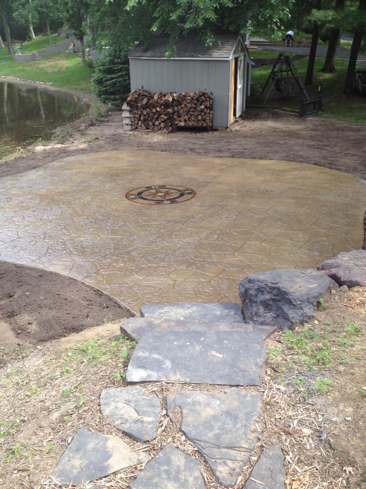 Concrete Patio Gallery