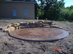 Concrete Contractor Roseville MN Concrete Patio