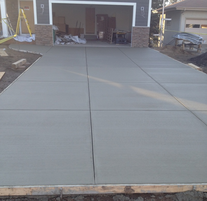 Concrete Driveway Gallery