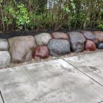 Concrete Boulder Designs