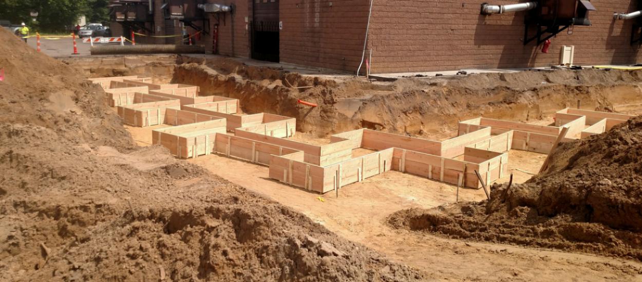 Lehmicke Commercial Concrete Foundations