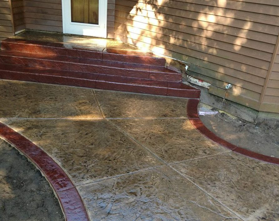 Lehmicke Custom Concrete - acid stained