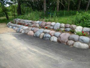 Lehmicke's Custom Cement Boulders 2