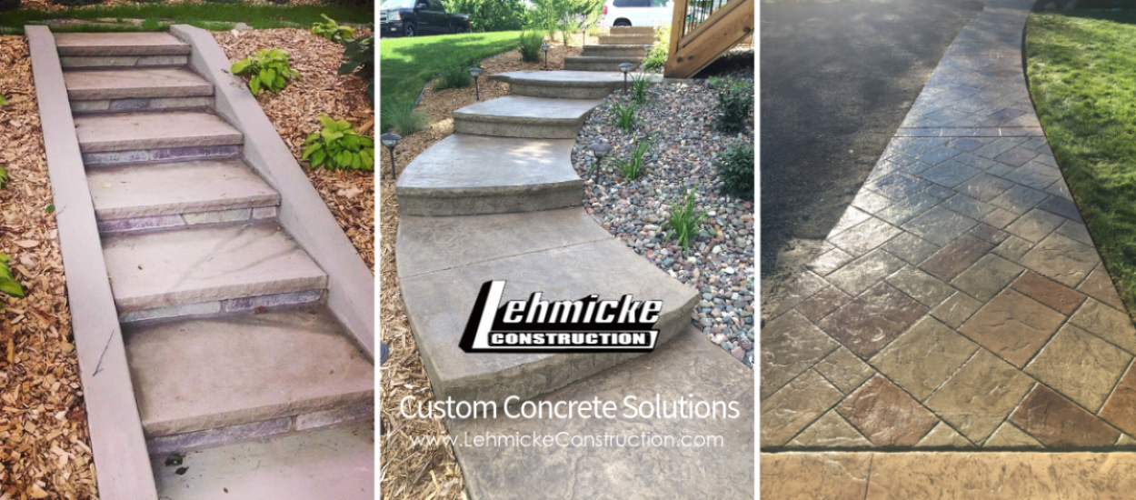 Lehmicke Custom Steps & Walks