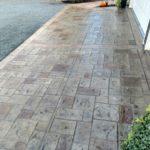 Decorative Concrete Driveway Designs
